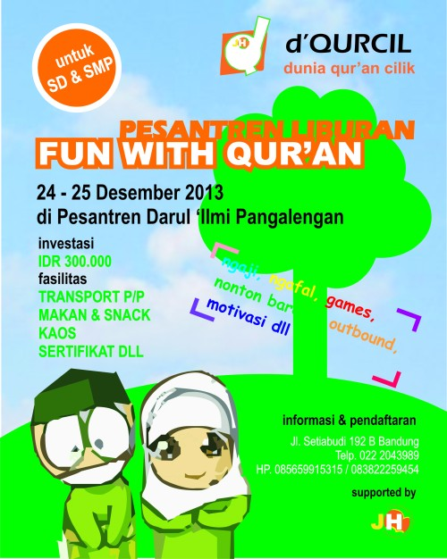 FUN WITH QUR'AN II - 2013
